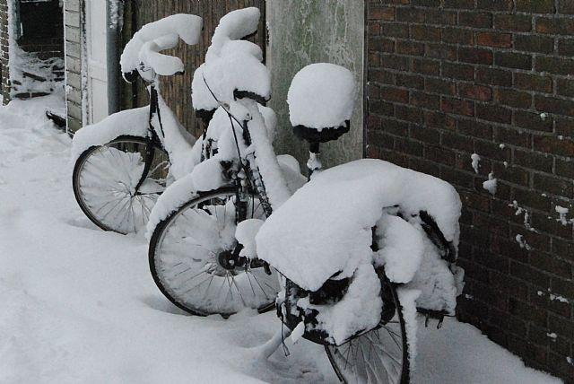 Help je e-bike de winter door